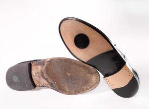 Reparatur und Schuhpflege