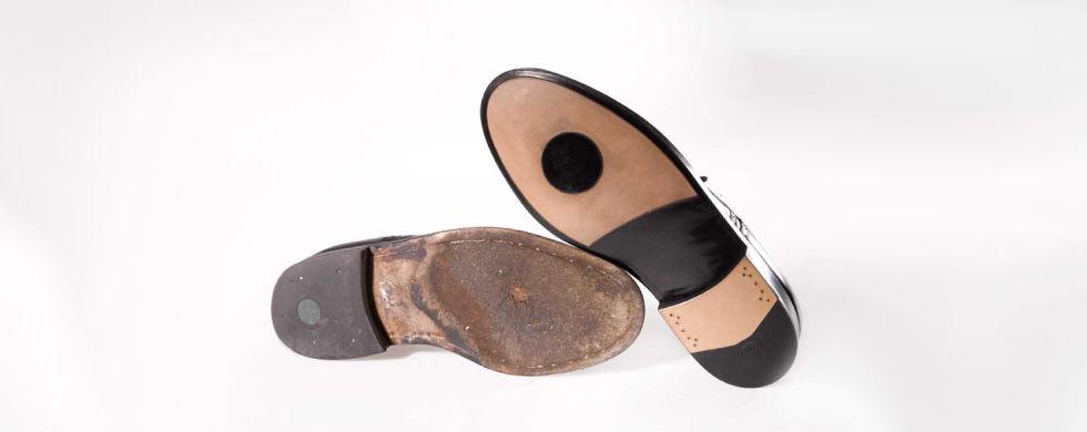 Reparatur – Wieser Shoe Design